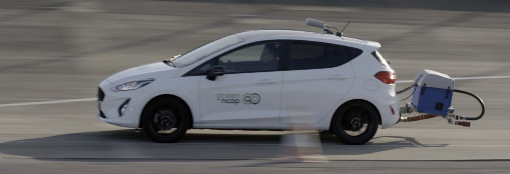 Green NCAP road tests