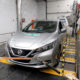 Green NCAP Nissan LEAF 2019 Laboratory Test