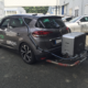 Green NCAP Renault Scenic 2019 Road Test
